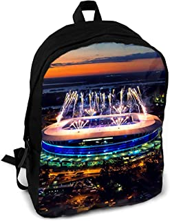 Gremio Porto Alegre Soccer Clubs Stadium Fashion Printing Adult Backpack Travel Hiking Knapsack