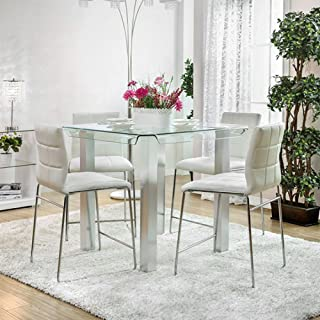 amazon com silver tables kitchen dining room furniture home rh amazon com