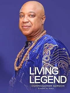 Living Legend - Commissioner Gordon