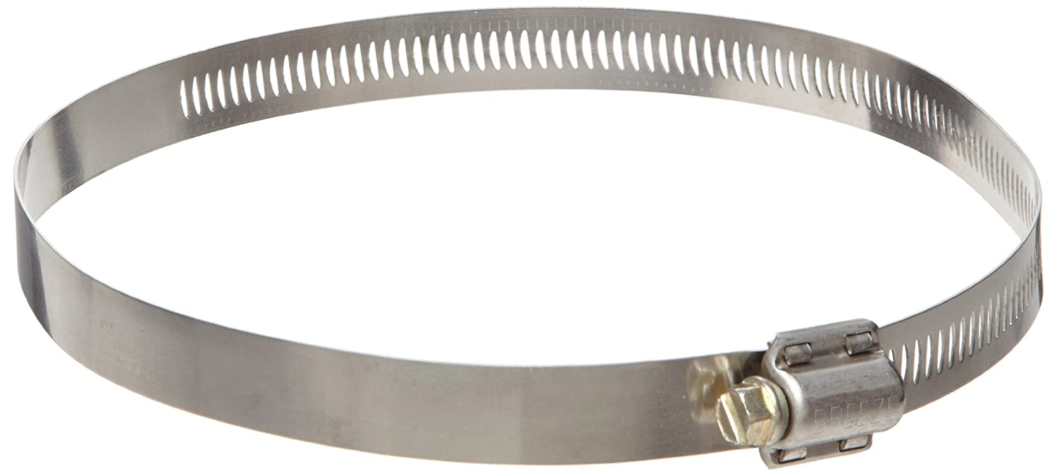 Dixon HS188 Stainless Steel Worm 4 years warranty Gear Clamp Case-H with 1018 Memphis Mall SAE