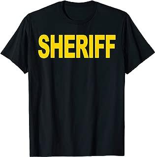 Best deputy sheriff apparel Reviews