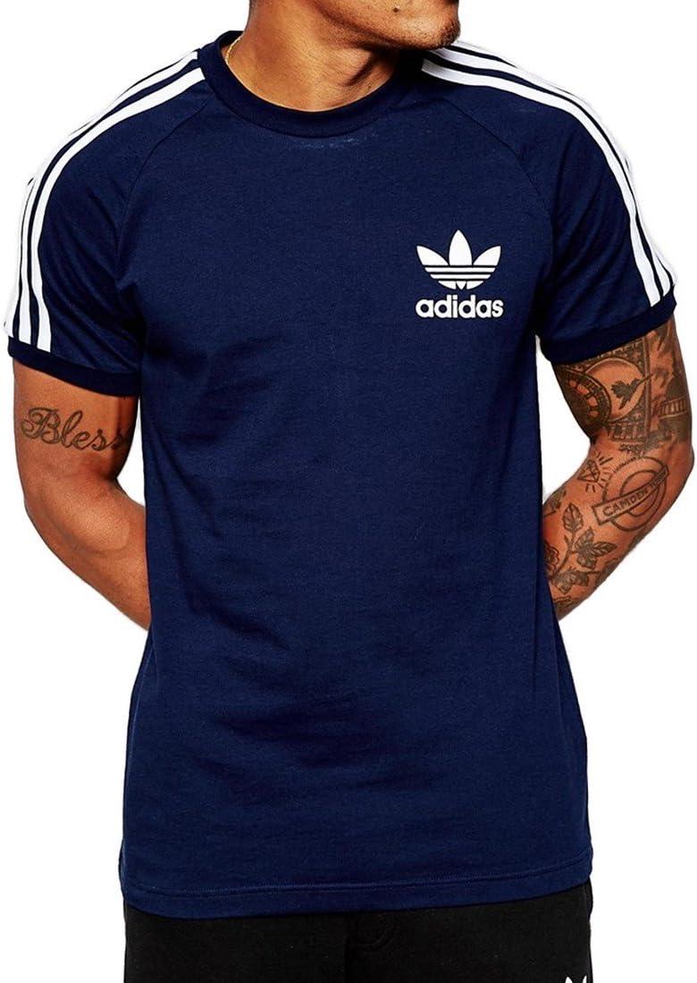 adidas originals california raglan t-shirt