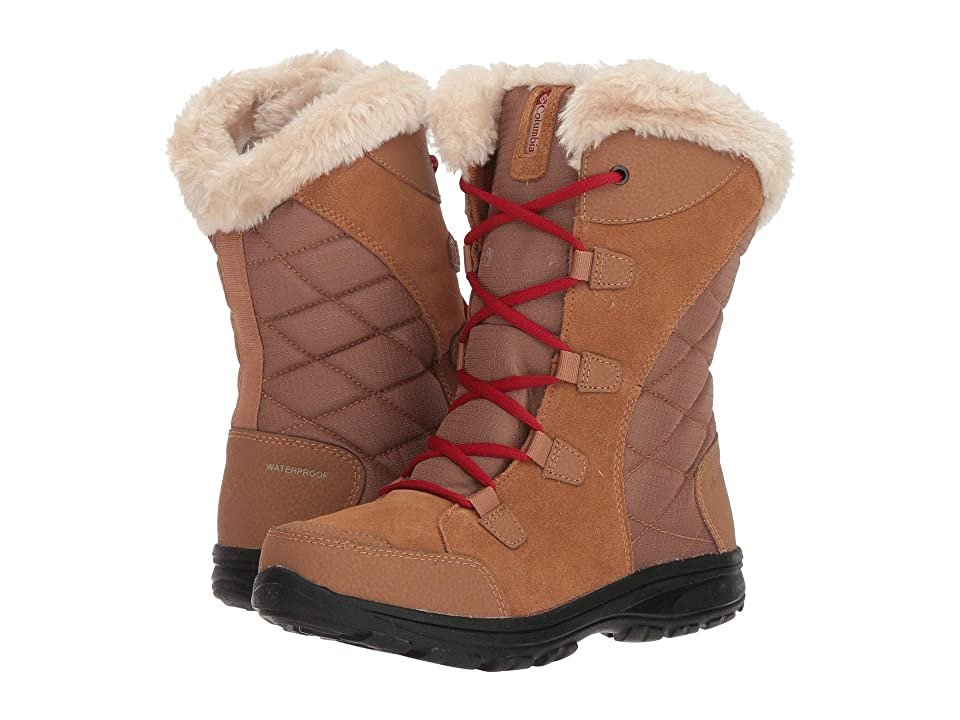 Columbia Ice Maidentm II (Elk/Red Velvet) Women