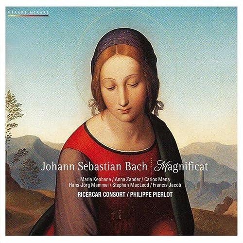 Bach: Magnificat BWV 243, Missa BWV 235 di Ricercar Consort and Philippe  Pierlot su Amazon Music - Amazon.it
