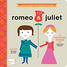 romeo and juliet picture story book