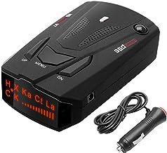 $29 » Radar Detector, Laser Radar Detectors V7 for Cars Voice Prompt Speed, Vehicle Speed Alarm System City/Highway Mode Car Aut...