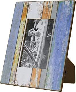 NIKKY HOME 4x6 Beach Picture Frames for Desktop Display and Wall Decor