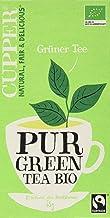 Cupper Grüner Tee, 4er Pack (4 x 35 g)