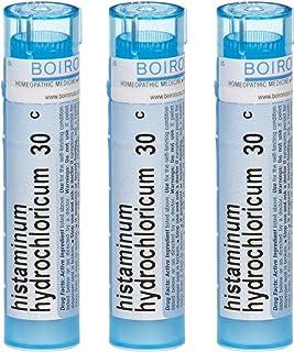 Boiron Histaminum hydrochloricum - 30C - 80 pellets (Pack of 3)