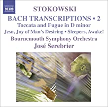 Best bach toccata and fugue in d minor stokowski Reviews