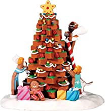 Family Gingerbread Tree