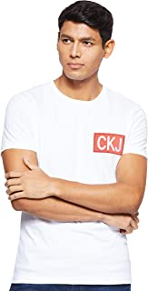 CALVIN KLEIN Jeans Men's Slim Logo T-Shirt