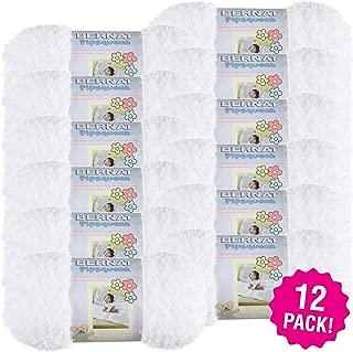 Bernat 97571 Whitey White Pipsqueak Yarn 12/Pk 12 Pack