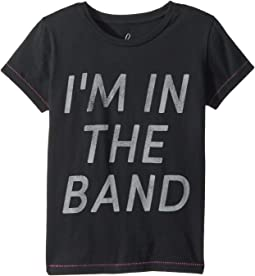 PEEK - Im In The Band Tee (Toddler/Little Kids/Big Kids)
