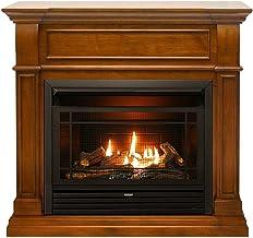 Freestanding Gas Fireplace
