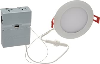 Lithonia Lighting WF4 LED 30K MW M6 9.6W Ultra Thin 4