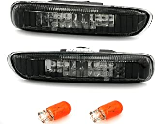 AD Tuning GmbH /& Co Cada uno con 4/ ledes Transparente Cristal Cromo KG Intermitentes Laterales led Set