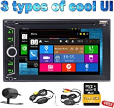 Wireless Backup Camers Included 2 Din Car DVD Player Autoradio Stereo with Wince System Automotive 3D GPS Auto Radio PC Electronics Double Din MP3 Music Capacitive Touchscreen in Center Console N