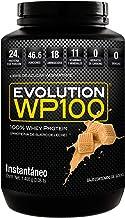 EVOLUTION WP100 DULCE DE LECHE 1400 GR PROTEÍNA