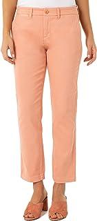 [リバプール] レディース カジュアルパンツ Liverpool Bobbie Ankle Trousers [並行輸入品]