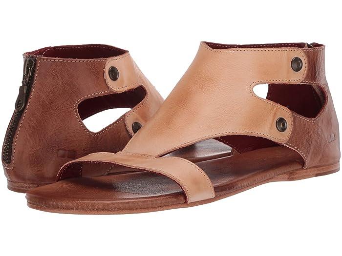 Bed Stu  Soto (Sand/Tan Rustic) Womens Sandals