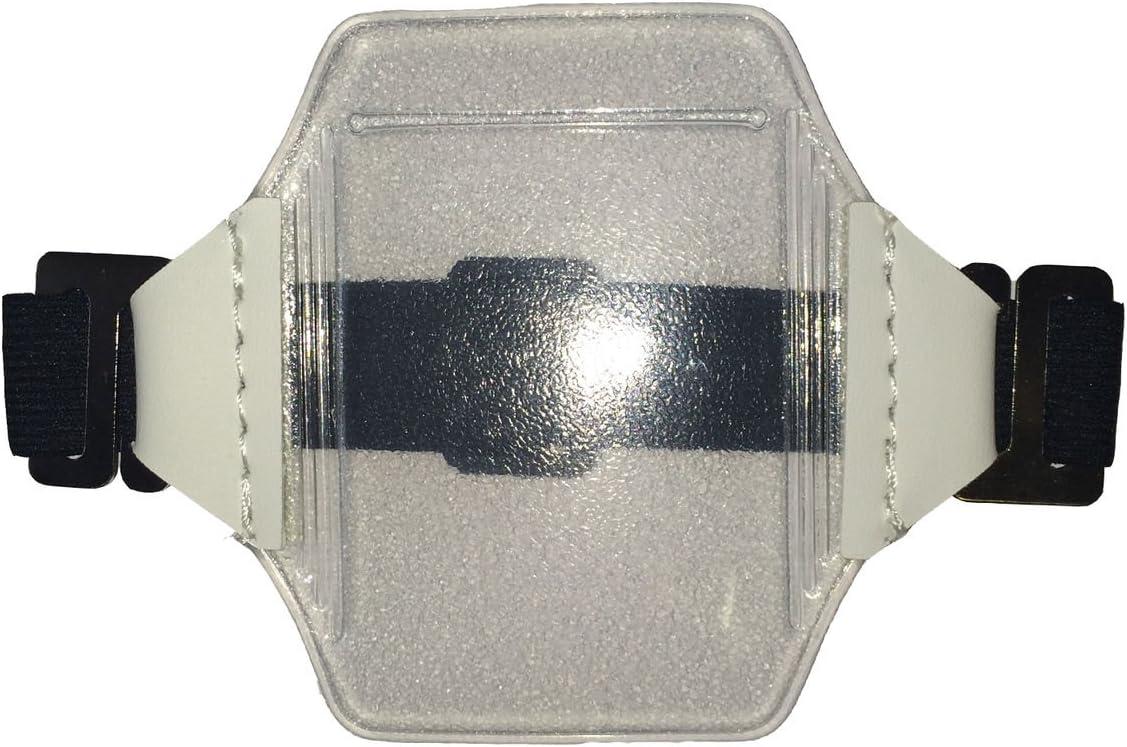 ID 爆買い新作 Card It Badge Holder Security Clear Ski 格安激安 Pas Doorman Vinyl
