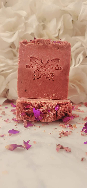 Rose Clay Hemp Soap Sale Body Tucson Mall