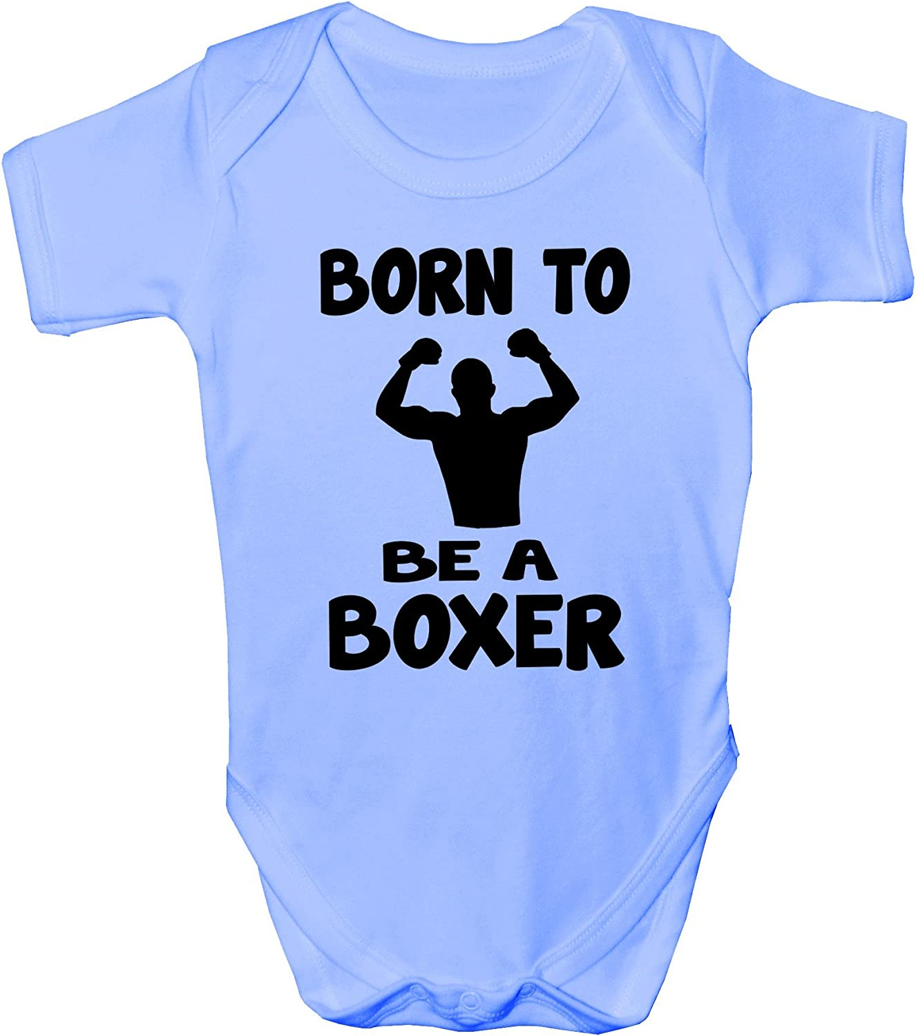 Boxer Dog Baby Grow New Parents Gift Boxer Gifts My Big Brother Is a Boxer Baby Onesie