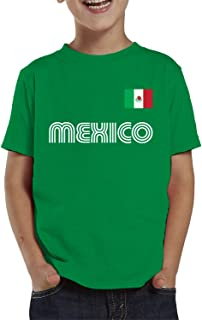 Mexico Soccer Jersey Toddler T-Shirt