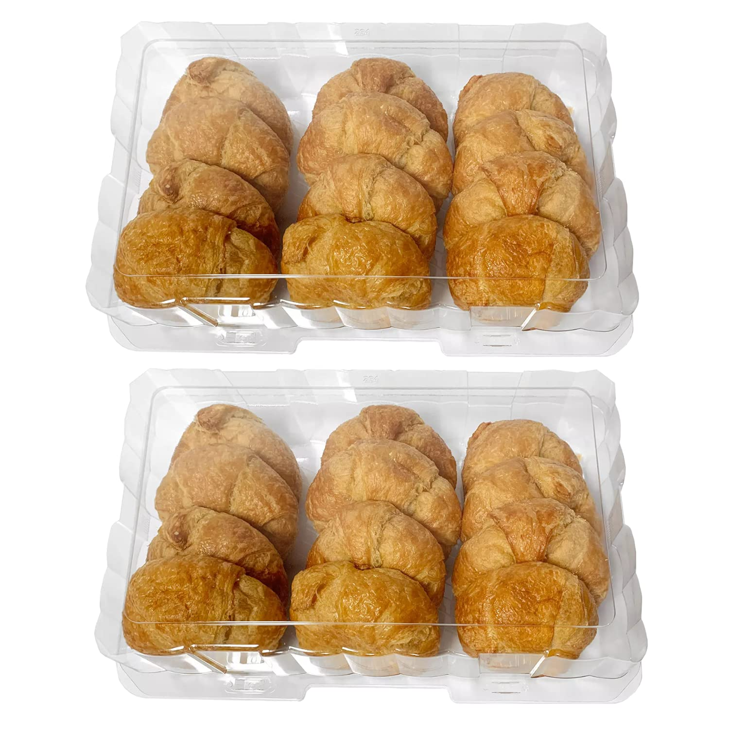 Member's Mark Store All Butter Sandwich layers Multiple Croissants New product! New type of