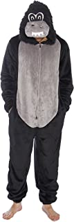 Gorilla Adult Onesie Pajamas