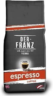 Der-Franz Espresso-Kaffee UTZ, ganze Bohne, 1000 g