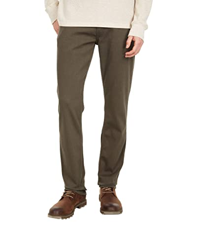 Paige Federal Slim Straight in River Moss (River Moss) Men