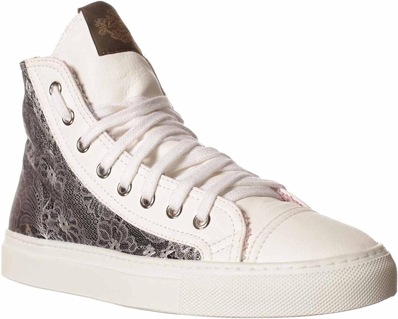Studswar pinklyn High Top Sneakers - 600 Black, Black, Size 8.0