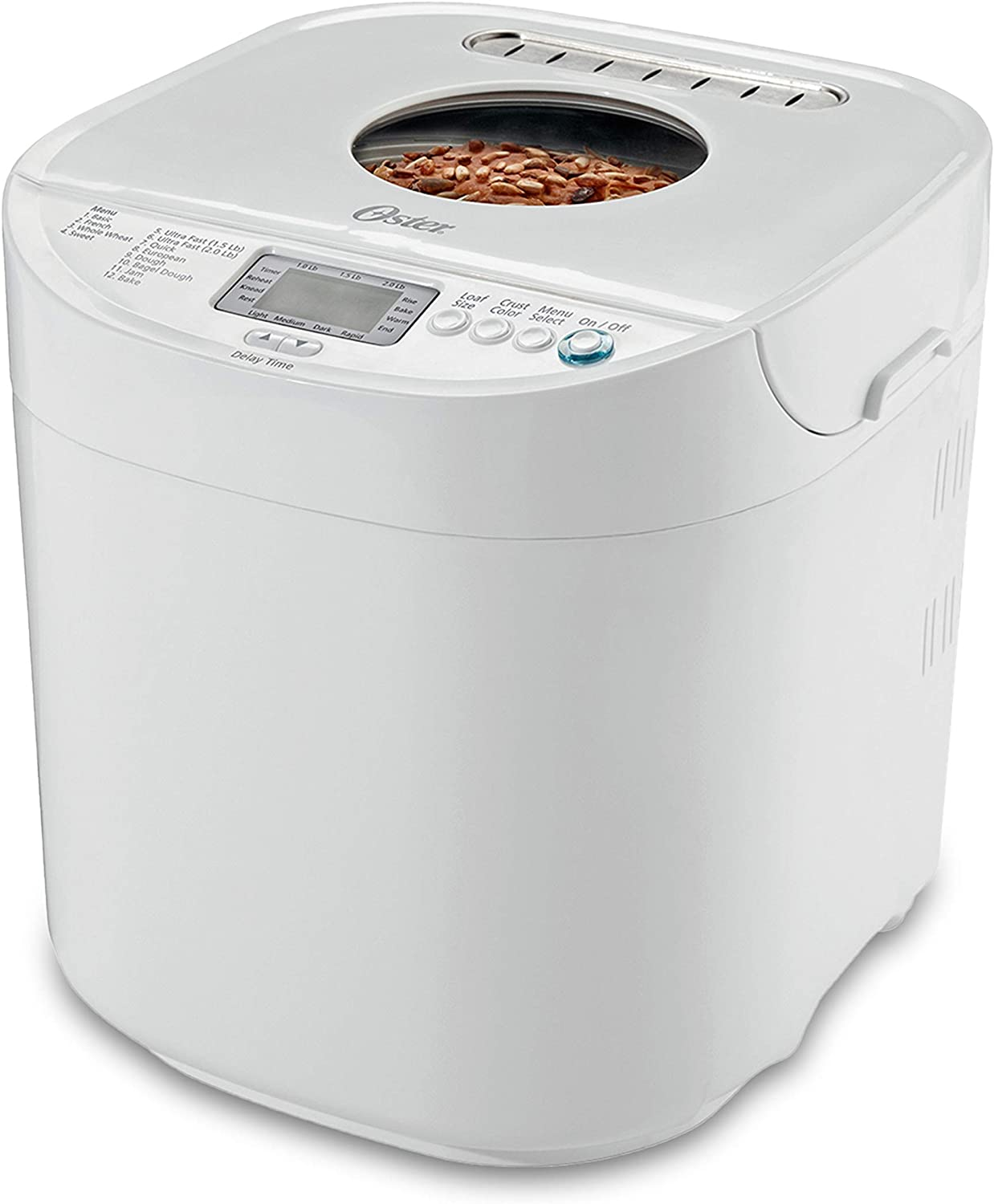 Oster Expressbake Breadmaker OFFicial store 2-lb. Loaf White Sales Capacity lb I 2
