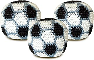 World Footbag Soccer Hacky Sack Crocheted Footbag