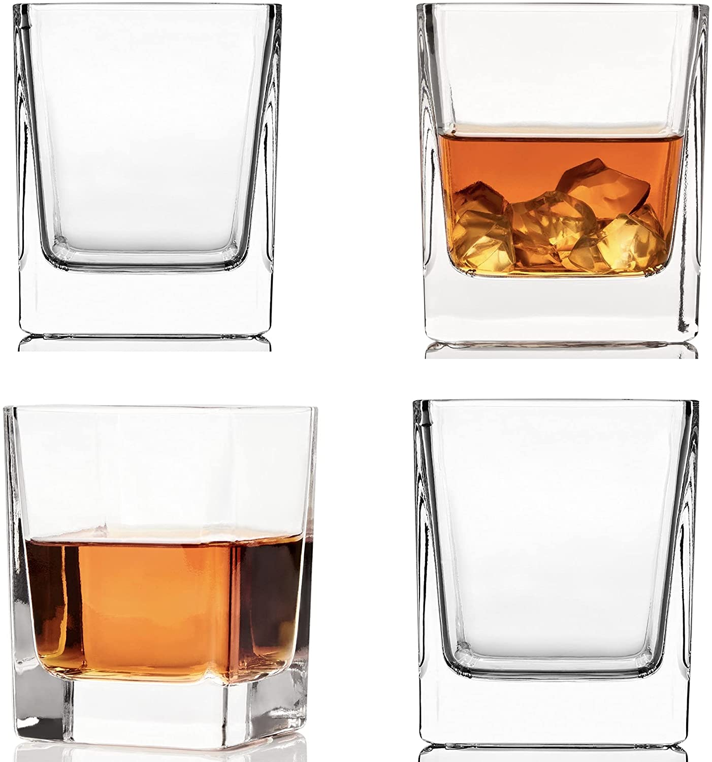 Rocks Boston Mall Glasses Set Square Whiskey Glass set Fas Old - of Oz Weekly update 4 7