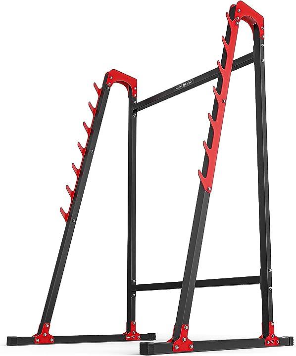 Squat rack bilanciere squat rack mh-s204 marbo sport