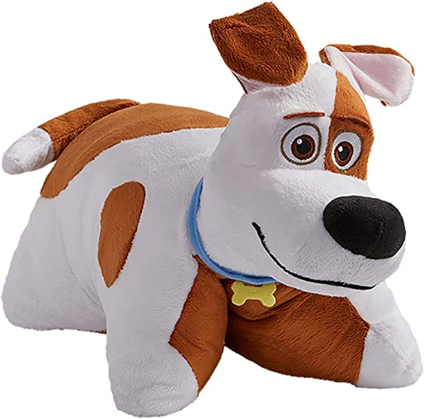 Pillow Pets Max Universal Pictures The Secret Life Of Pets Dog Plush