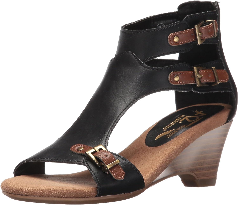 Aerosoles Womens Mayflower Wedge Sandal
