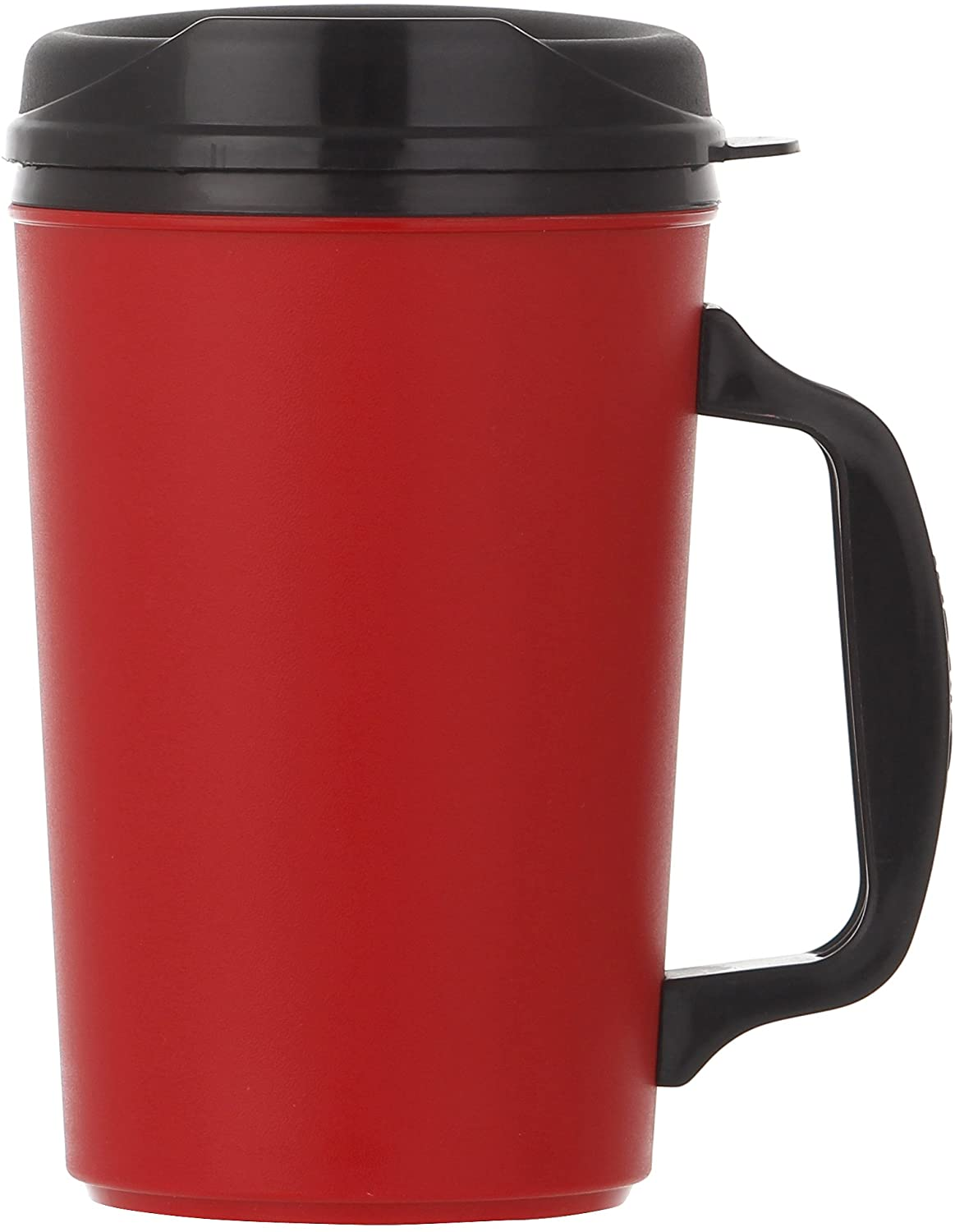 ThermoServ Foam Insulated Red Mug Ranking TOP19 20-Ounce Over item handling ☆