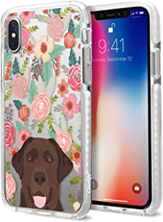 CASETiFY Impact Case, Military-Grade Dual-Layer Shockproof Protective Case for iPhones, iPhone Xs, Cute Dog