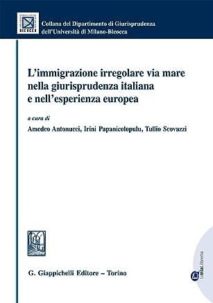 Limmigrazione irregolare via mare nella giurisprudenza italiana e nellesperienza europea