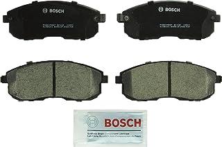 Bosch BC815 QuietCast Premium Ceramic Disc Brake Pad Set For: Infiniti G20, G35, I30; Nissan Altima, Cube, Maxima, Sentra,...