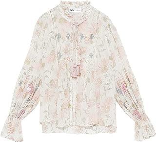 Zara Women Printed Overshirt 7521/250
