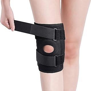 comprar comparacion Soporte para rodilleras: ACL, LCL, MCL, desgarro de menisco, artritis, dolor de tendinitis. Patella abierta Estabilizadore...