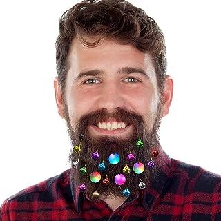 beard fairy christmas lights