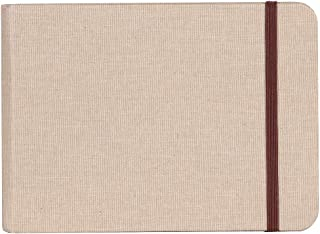 Clairefontaine Goldline Travel Album, A6 180g, 32 Pages - Natural
