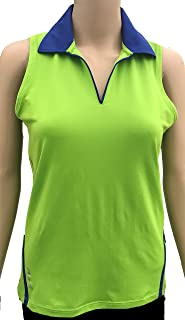 ralph lauren ladies sleeveless polo shirts