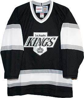 Vintage Los Angeles Kings Black Jersey